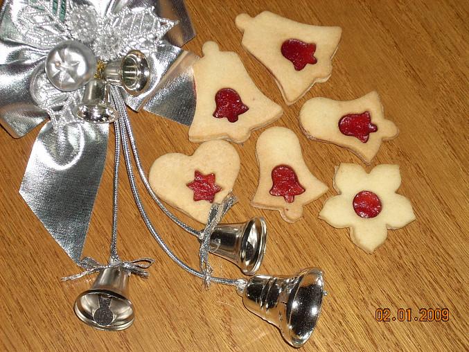 Slepované  cukroví, Slepované vánoční