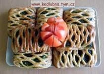 Špenátové mřížky