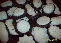 Tmavo-bílá čokoláda
