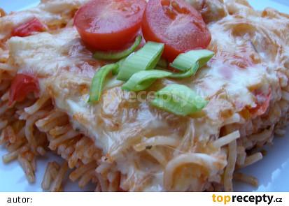 Vanovo špagety