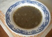 Čočková polévka II.