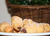 Croissanty s nuttelou