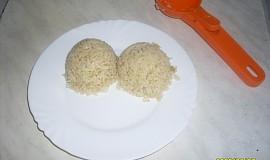 Dušená rýže zase jinak