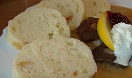 Jemné domácí houskové knedlíky