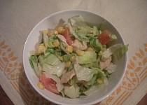Lehký kuřecí salát