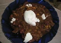 Sváteční chilli