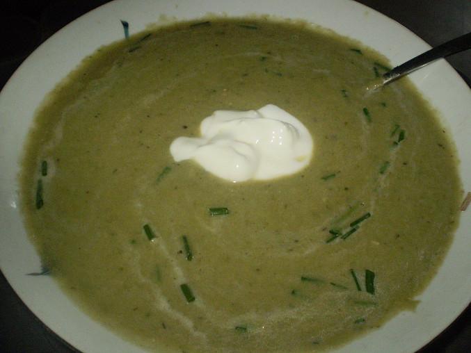 Cizrnová polévka