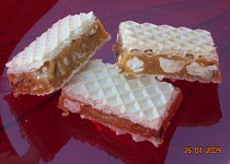 Karamelové oplatky - griliášky
