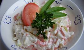 Krabí salát