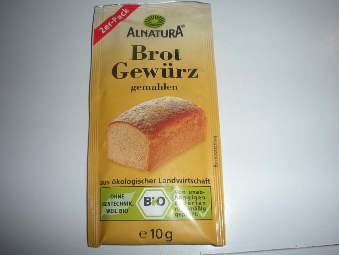 Chlebové koření