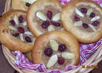 Náplň do koláčů a buchet - jablečná
