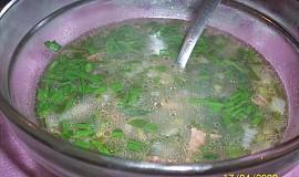 Polévka z kopřiv