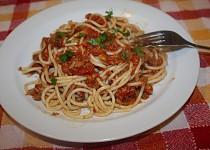 Špagety s tuňákem II.