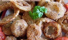 Cibulové chipsy