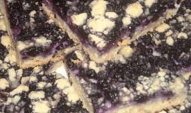 Drobenkový koláč s pudinkem