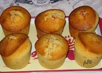 Jahodové muffins
