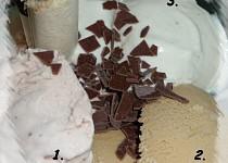 Jogurtovo – vanilková zmrzlina