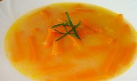 Mrkvová polévka lehká