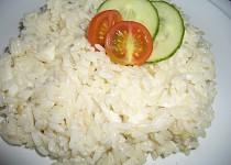 Rizoto s Mazzarellou a nivou (gorgonzolou)