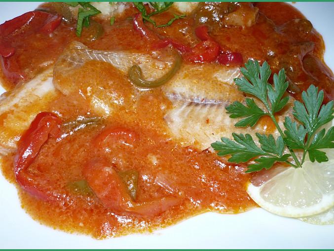 Rybí filé na leču