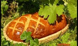 Slunečnicový chleba I.