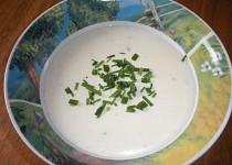 Smetanová omáčka (na těstoviny, k masu)