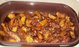 Zapečené brambory