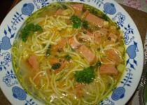 Zázvorová polévka