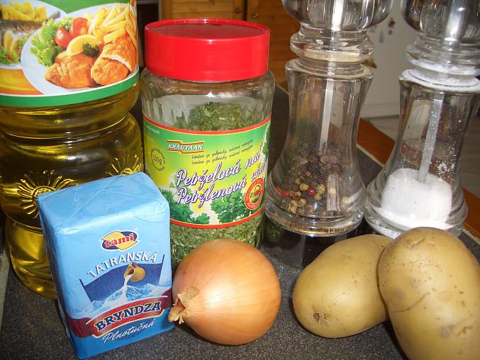 suroviny a ingredience