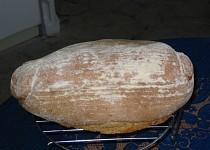 Chléb pšenično-žitný z pivního kvásku