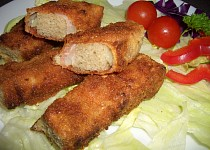 Chlebový řízek