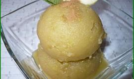 Jablkový sorbet
