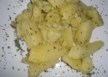 Koprové brambory