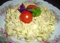 Salát s nivou