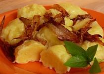 Staročeská bramborová pochoutka