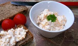 Domácí treska v majonéze