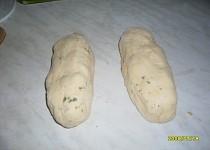 Houskové knedlíky s petrželí