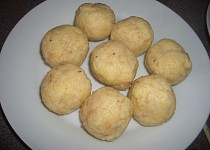 Jemné houskové knedlíky