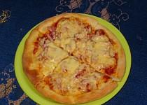 Neapolská pizza