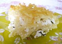Nudle se sýrem nebo tvarohem