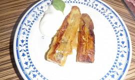 Opečené banány v karamelu