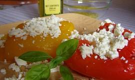 Papriky na grilu