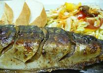 Pečená makrela