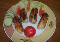 Přílohové zeleninové šišky i pro diety