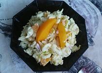 Těstovinový salát ala Aja