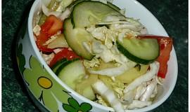 Zeleninový salát naší Kláry