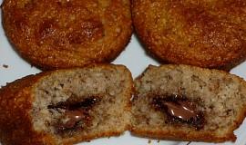 Celozrnné muffiny