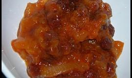 Meruňkové čatní