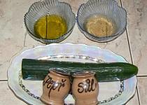 Okurkový salát podle Olgy z Rothů
