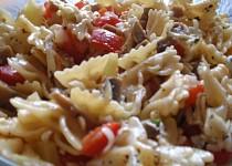 Těstovinový salát Vltavín